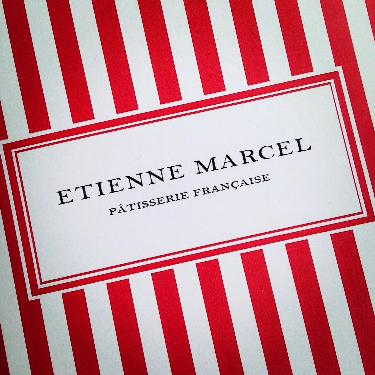 Etienne Marcel: Nueva Patisserie Francesa