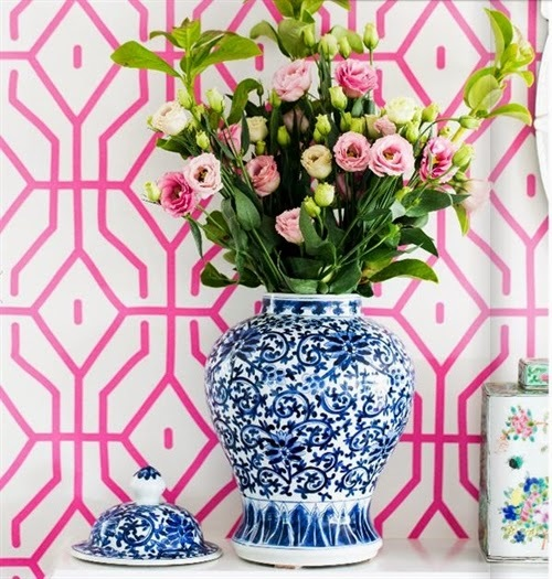 Put Away the Purposeful Vase and Look For Something Different to Display Flowers