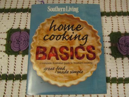 Livro de Culinária Americano Home Cooking Basics
