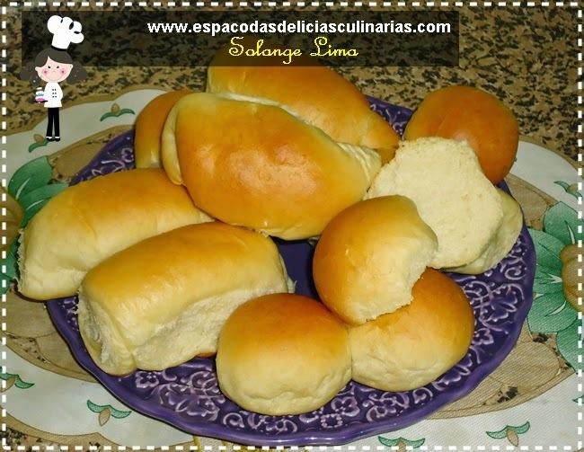 Pão caseiro, pão doce ou pão salgado