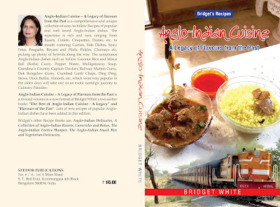 ANGLO-INDIAN CUISINE – A LEGACY OF FLAVOURS FROM THE PAST - My New Anglo-Indian Recipe Book