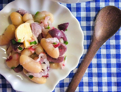 Salada de Feijão Branco