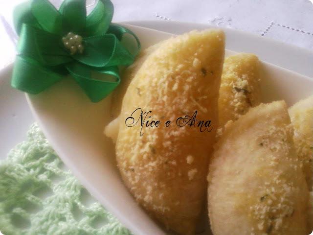 Pastel de Forno de Queijo com Iogurte