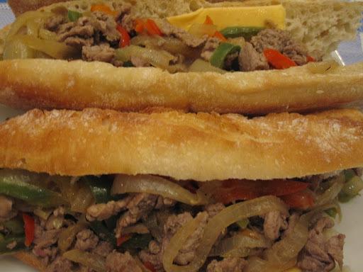 Sandwich à Americana