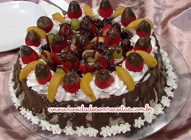 BOLO FONDUE DE CHOCOLATE