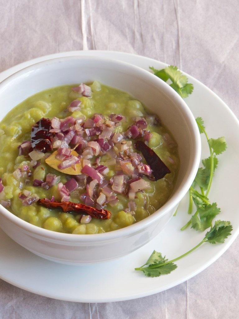 Manipuri Mangal Ooti - Manipuri Side dish