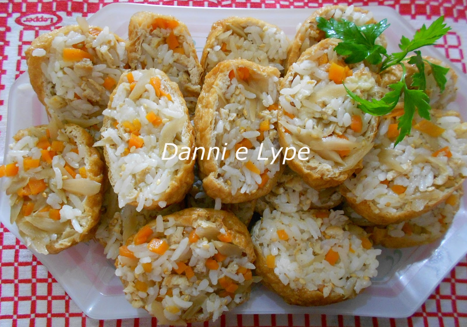 inari sushi tempero do ague