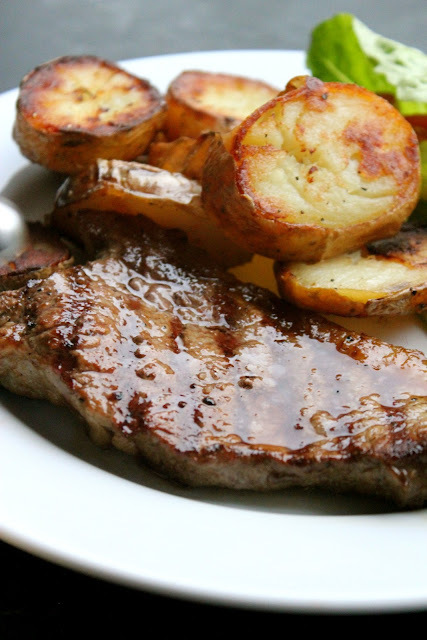 high steaks...