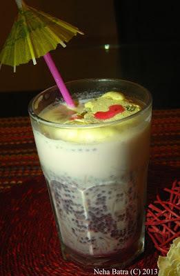 Indian Desert: Falooda Recipe
