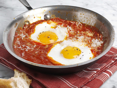 RECIPE OF THE WEEK: Eggs in Purgatory