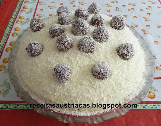 TORTA CABANA DE COCO – Coco-Cabana-Torte