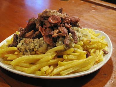 carne al jugo chilena