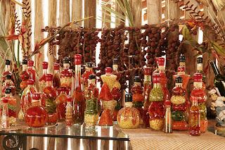 preparo de conservas de pimenta no vinagre de alcool