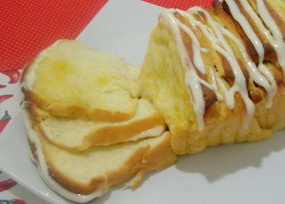 Pão de limão Siciliano Arrebatador