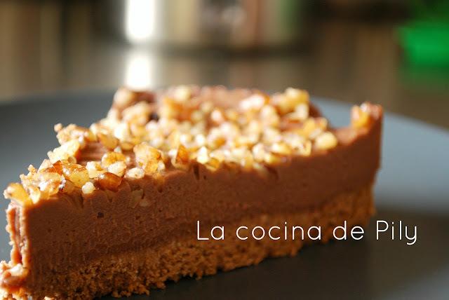 Cheesecake de Nutella by Nigella y  gracias anónimos
