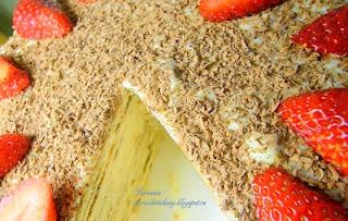 Блинный торт Тирамису и Теплый салат или Креативные вкусности от  Душеного кулинара or Happy Birthday Benjamin !