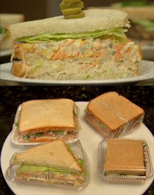 Recheios para Sanduíches Gourmet