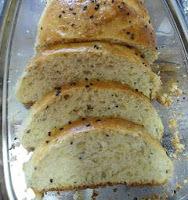 Pão de Coalhada, Aveia e Grãos