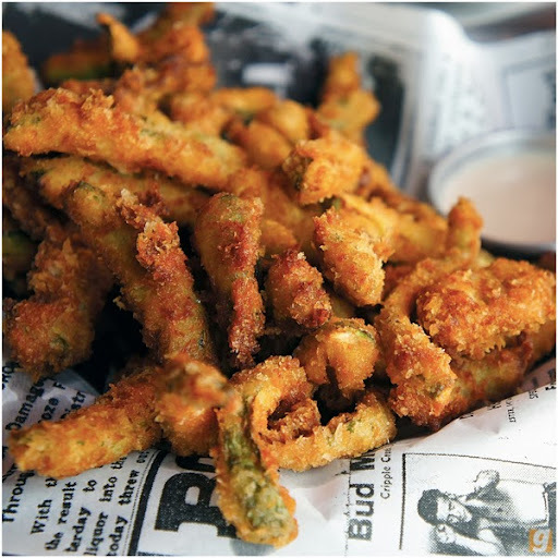 Abobrinhas Fritas ou Zucchini Fries