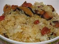 Sweet Rice With Jaggery