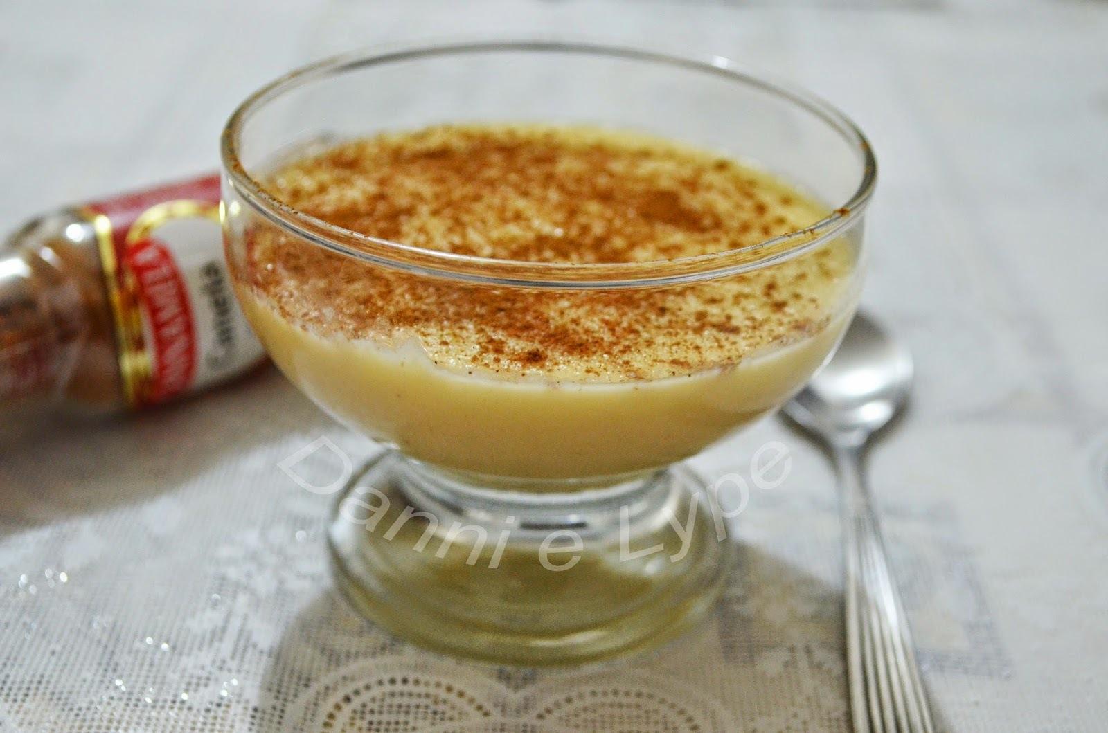 Curau de Milho Verde (versão normal e sem adição de açúcar)