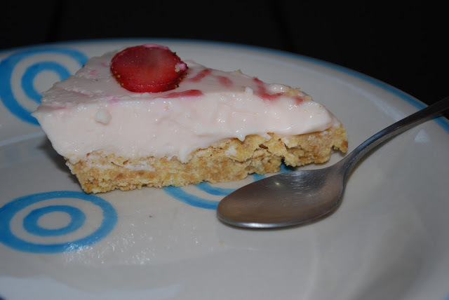 Strawberry CheseCake