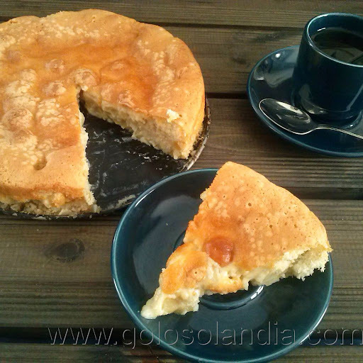 Pastel de manzana, receta casera