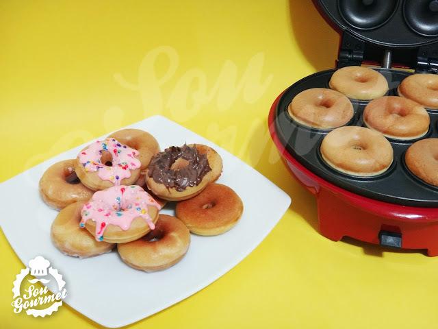 Donuts Especial na Máquina de Donuts / Donut Maker