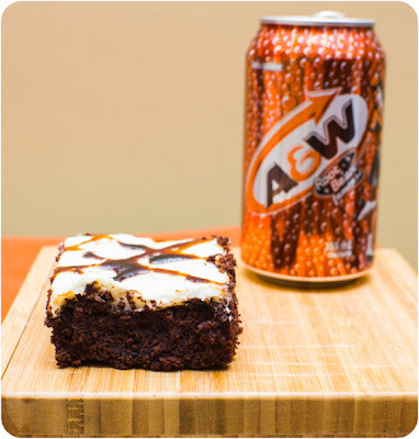 United Bakes of America Round 5...and Root Beer Float Brownies!