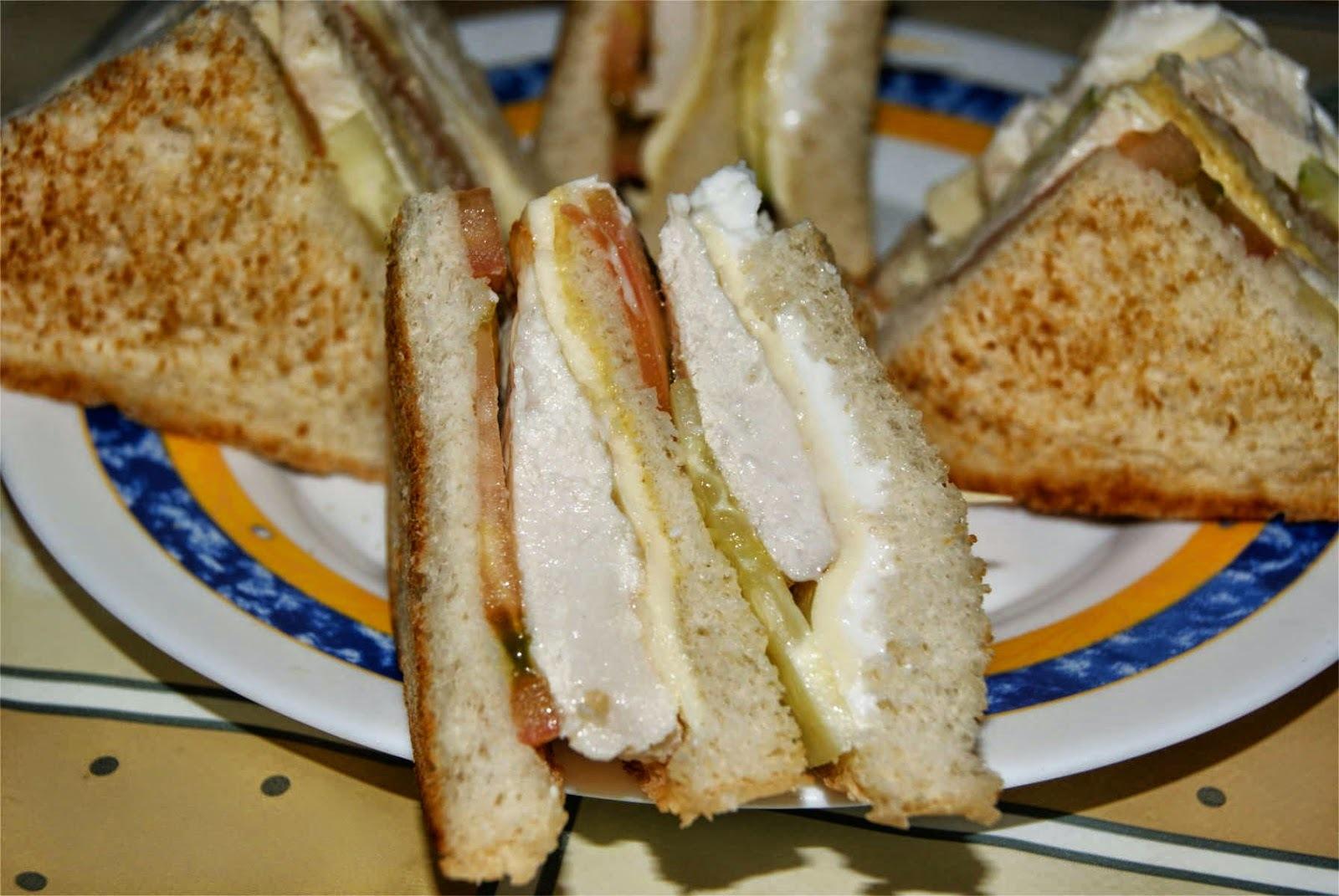 Sandwich PPT