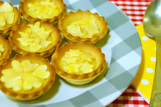 Mini pastissos de poma fàcils