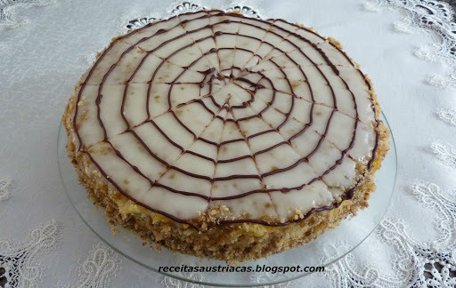 torta hungara de chocolate