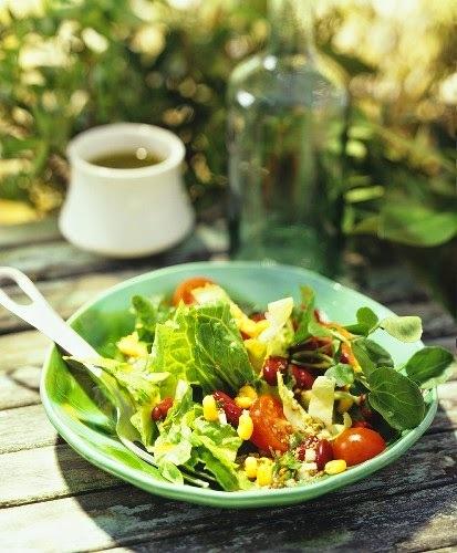 Salada Verão Saúde