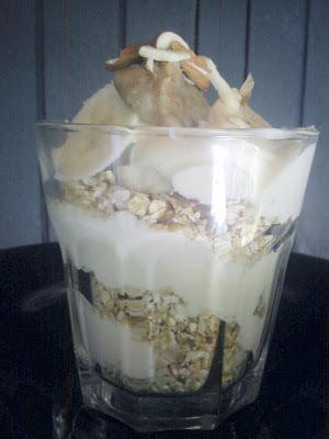 yoghurt dessert