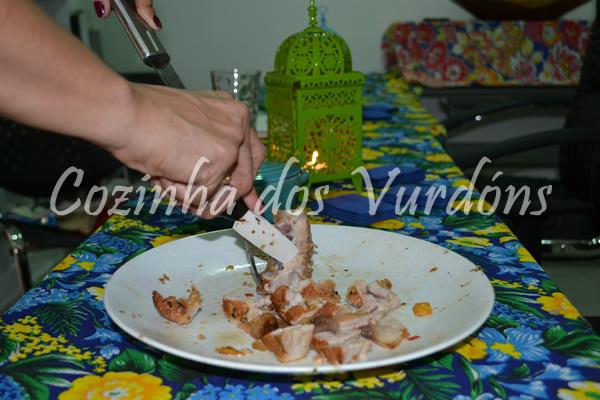 RISOTO DE PERNIL - conversas na cozinha