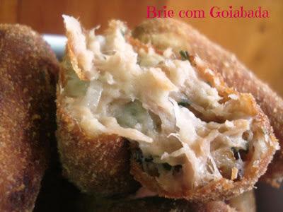 Croquete de Atum e Salada de Quinoa
