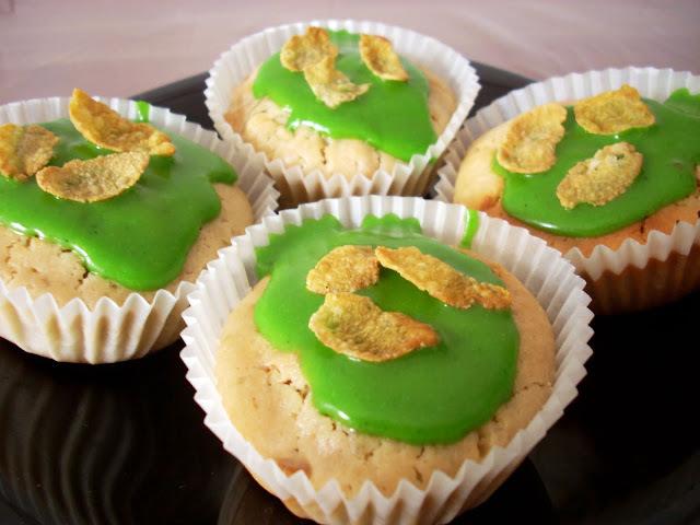 Muffins de Caipiriña