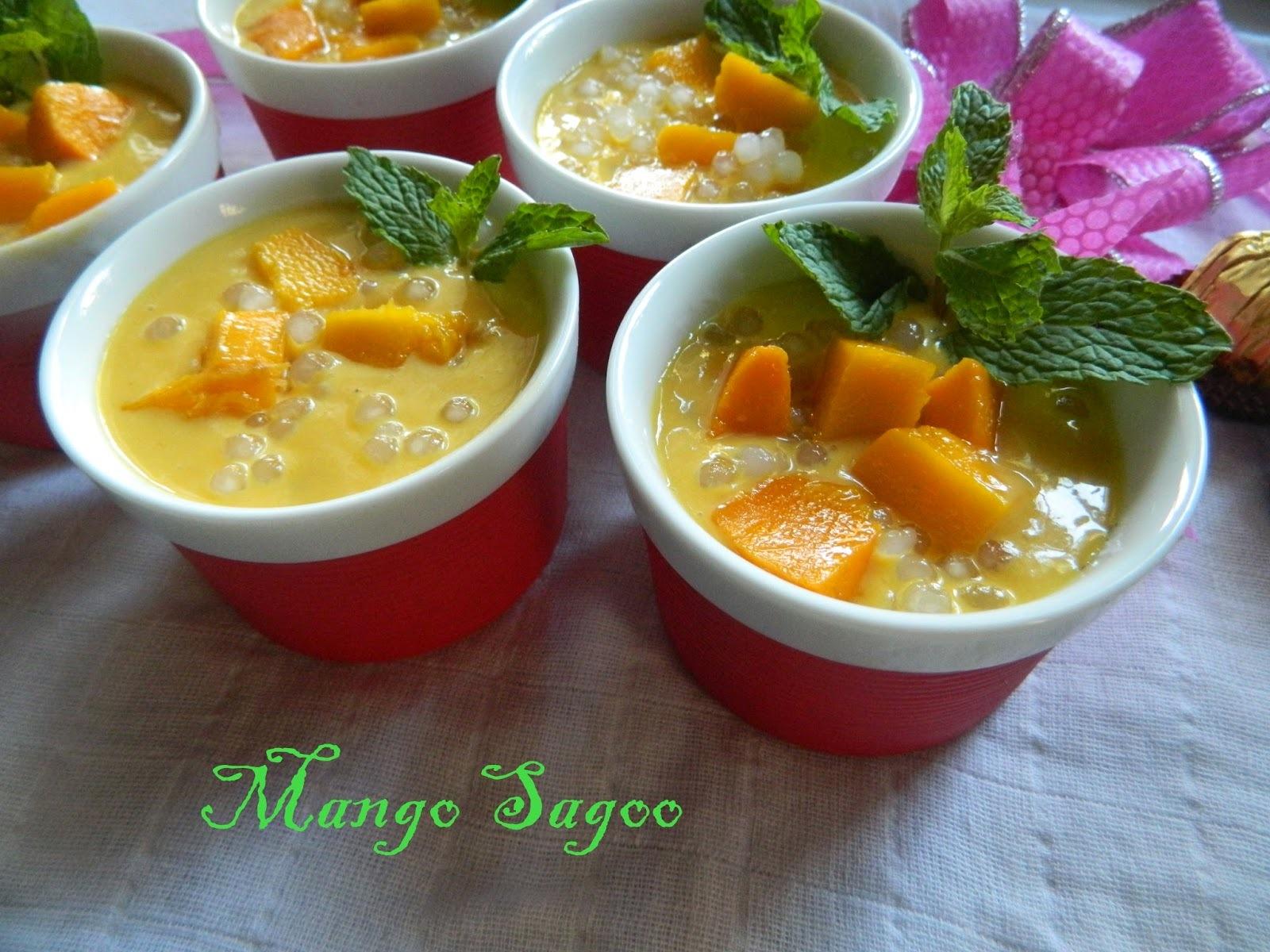milkmaid with mango
