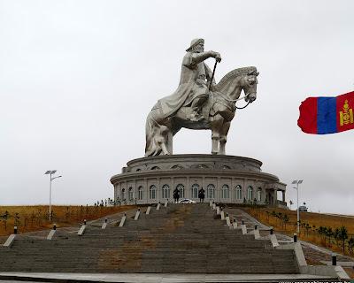 Mongólia – Parte III – Terceiro dia do passeio pelo interior.