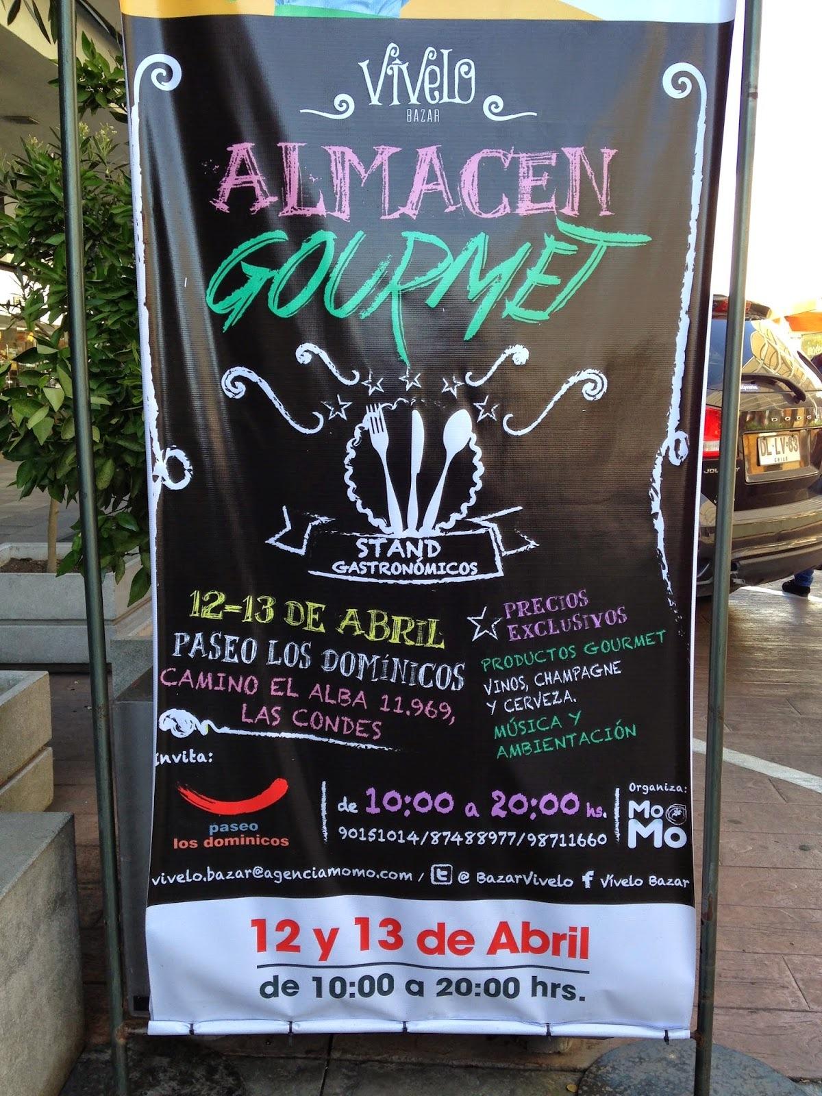 Vivelo Bazar, Almacen Gourmet