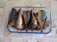 como assar peixe cavalinha