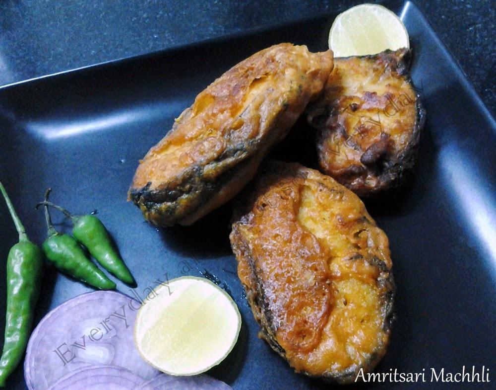 Amritsari Macchi