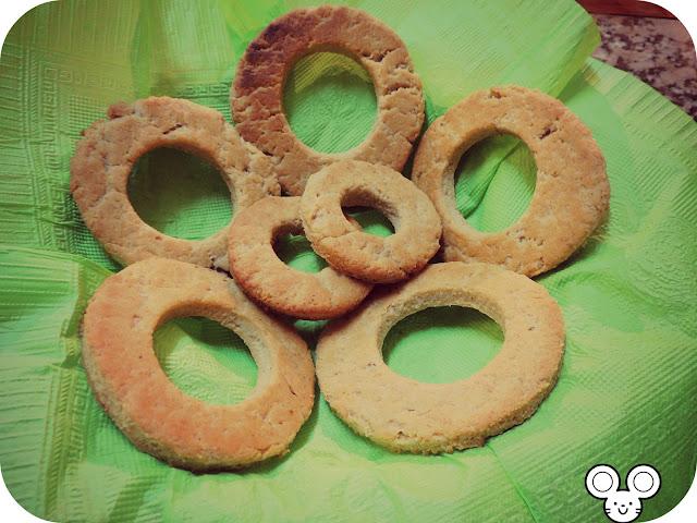 galletitas dulces sin manteca