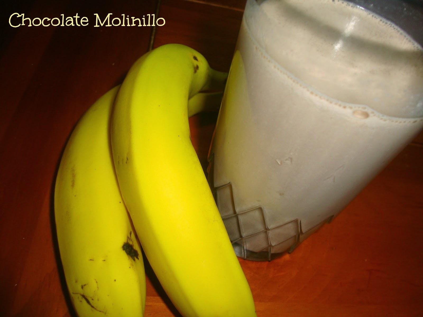 Batido de Banana (Platanada)