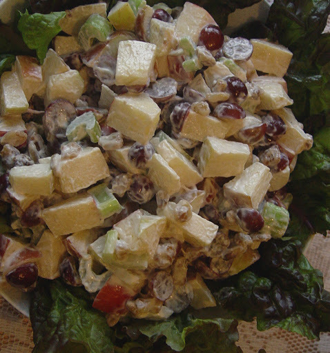 Waldorf Salad is an American classic that's perfect for holiday entertaining
