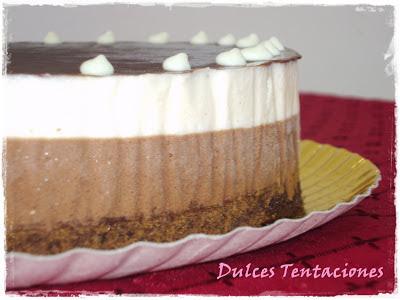Semifrio de 2 chocolateeessss!!! :)