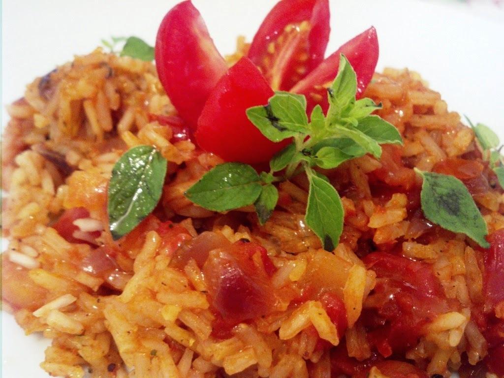 Arroz de Tomate - Receita original portuguesa