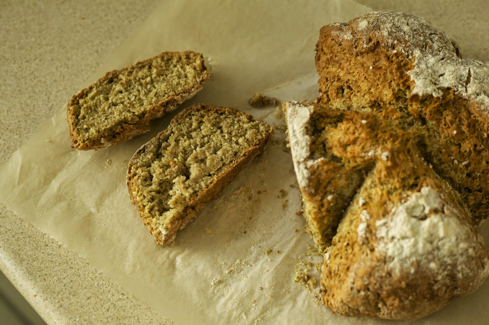 Irsky sodovy chlieb (Irish soda bread )