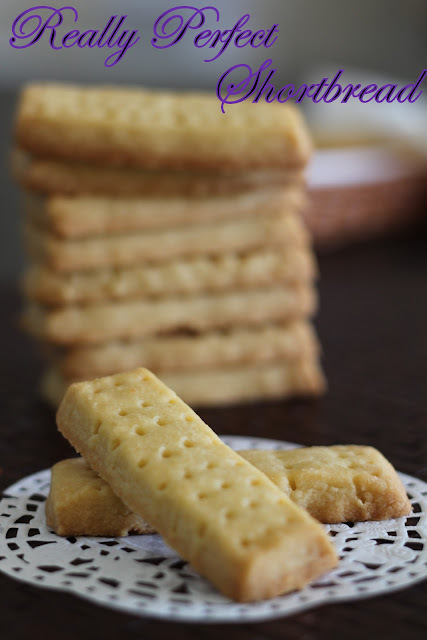 Really Perfect Shortbread