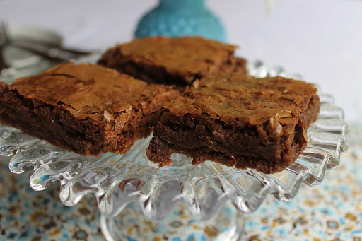 American Classic Brownies, ou quase isso...